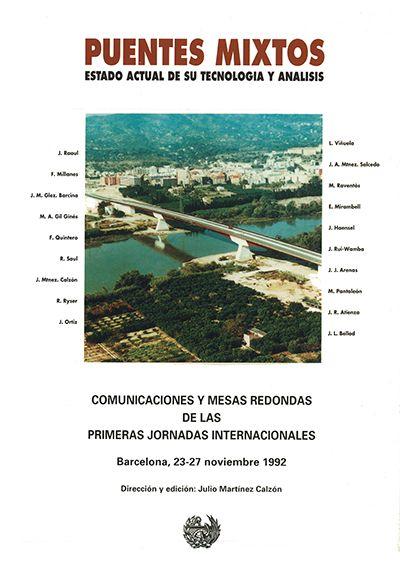 I Jornadas de Puentes Mixtos_